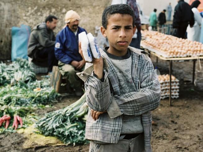 Stop kinderarbeid